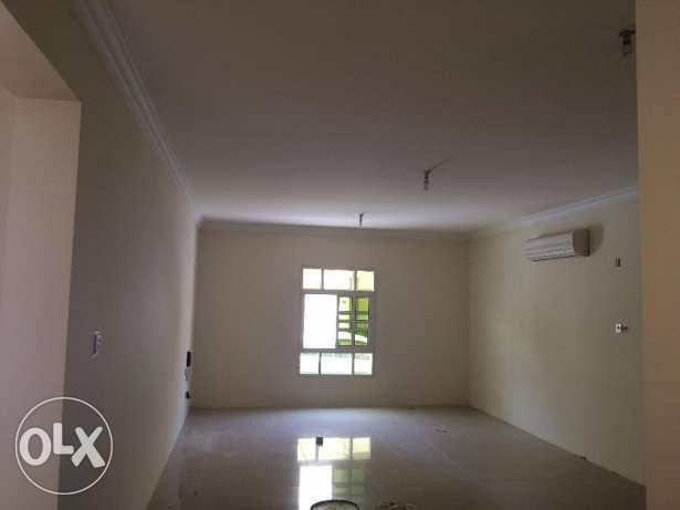 NEAR Qatar Foundation compound villa 3BHK+ maid's room with A/C Asbelt