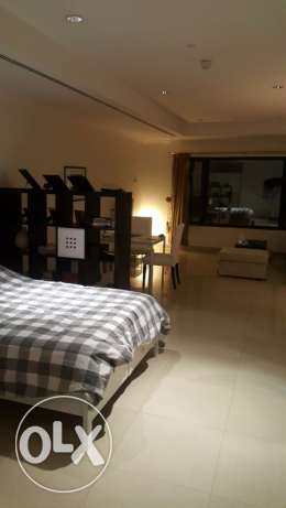 Studio Furnished and Semi furnished Flats Available in Pearl Qatar