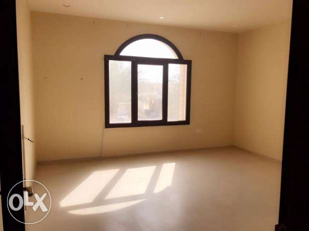 standalone villa in al-markhiya 4bedrooms for rent sime furnished