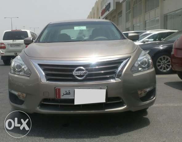 Brand New Nissan - Altima S Model 2016 الدوحة الجديدة -  2