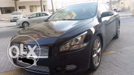 No.1 Nissan Maxima, accident and paint free, agency maintained