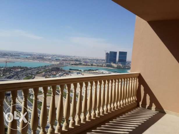 3 bedrooms apartment for rent at The Pearl الؤلؤة -قطر -  1