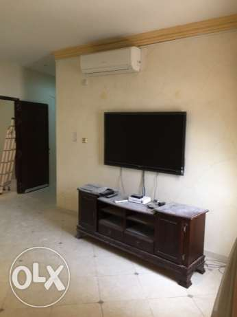 Fully furnished 2bhk west Bay