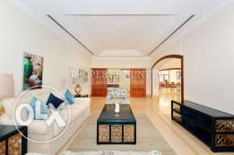 Fabulous 4+Maid Well-Furnished Villa in The Pearl