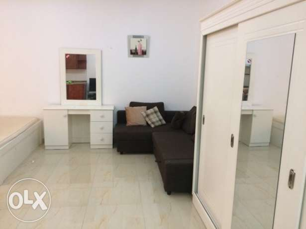 apartment Fully Furnitured 1 bedrooms in AL Waab