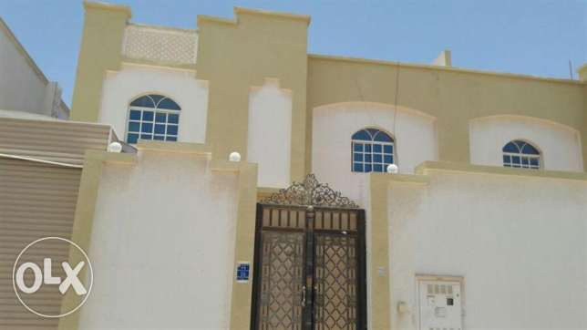 1 bhk unfurnished family room available in al thumama