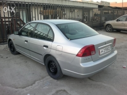 honda civic 2001 for sale silver color silver