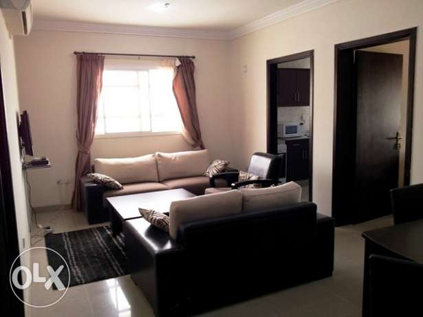 fully furnished 1 bed room apartment in musherib
