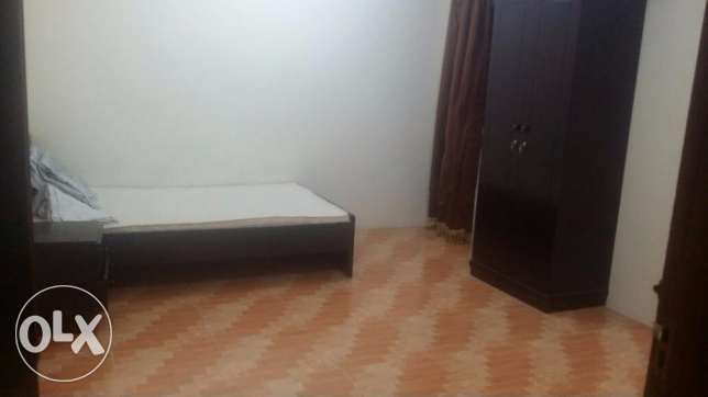 Single Bedroom Fully furnished