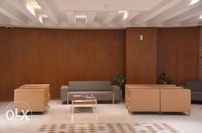 Cost effecting luxurious office for lowest rent in al sadd السد -  2