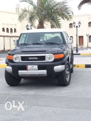 Toyota FJ Cruiser (diff lock) Model 2011