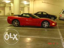 Chevrolet Corvette Convertible For Sale