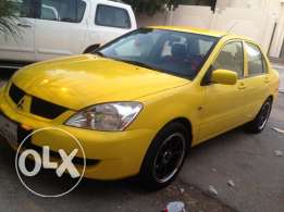 For sale mitsubishi lancer 2009 model