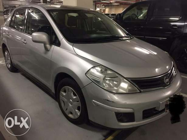 Nissan tiida for sale (urgent)