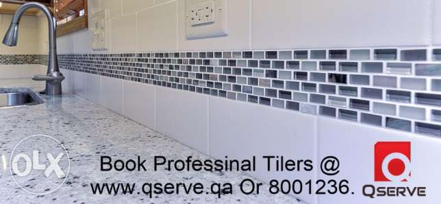 Tiling Services (Tile Replacement)