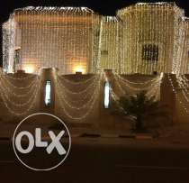 Wedding lights Available
