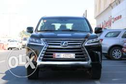 Brand New Lexus - LX 570 - BLACK