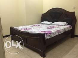 1 Furnished Bedroom with attach bath - For Indian Executive Bachelor