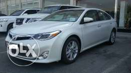 Brand New - Toyota Avalon Model 2015