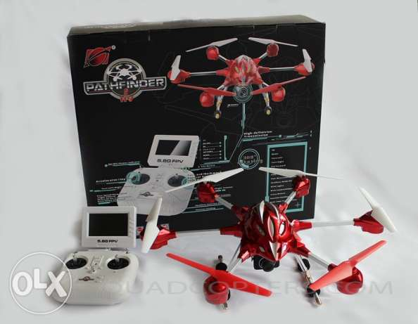 Pathfinder 2 HV - Alloy Luxury Drone