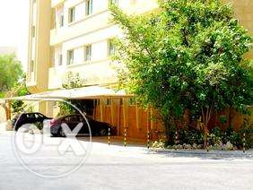 including all bill..fully furnished 2 bedroom apartment at bin omran