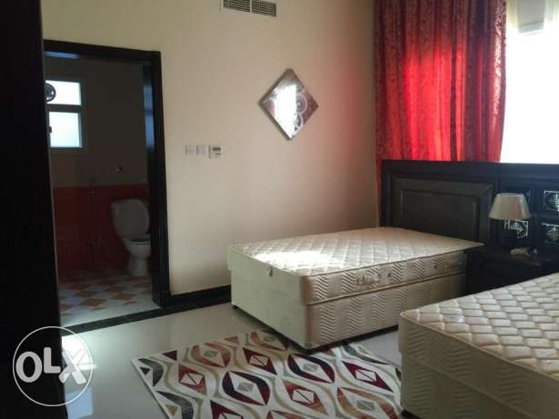 Furnished 1 BHK for 5000 المنصورة -  1