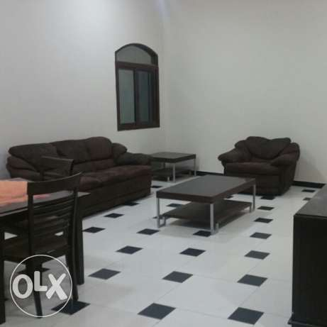 ALNASER fully furnished 2 bad room flat