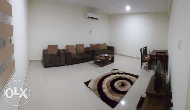 Furnished Flat apartment in Wukair area - شقق مفروشه بالوكير