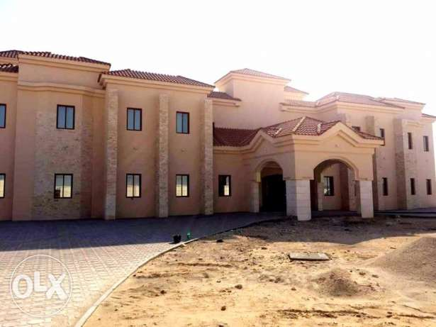executives, laboures- unfurnished stand alone villa at Rawdat al Hamam
