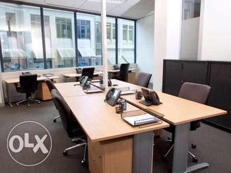 Airport Road Office Spaces on Rent