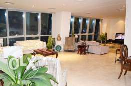 3 bed + Maid's room contemporary layout apartment in Zig Zag Tower
