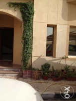4 rent compound villa 5 BR for family