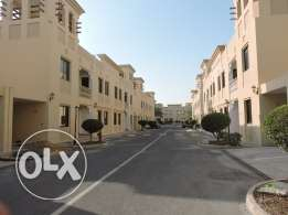 ONEMONTH FREE+ Semi furnished Villas near Aspire (4+Maid)