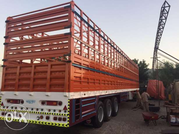 brand new 3 axle, 2017 model, heavy duty trailers for sale