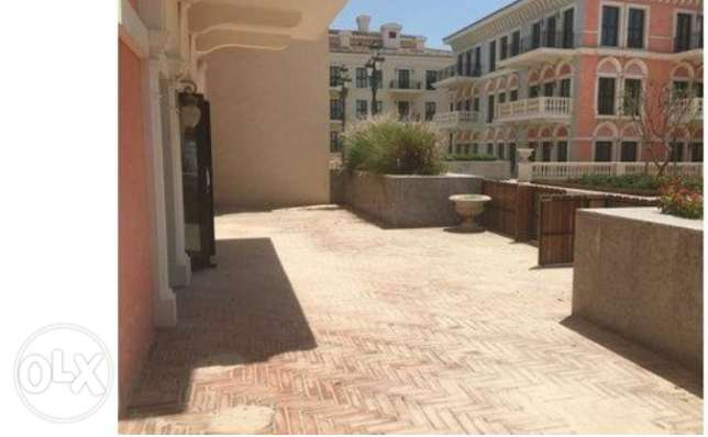 1 Bedroom Flat at Ground Floor In Qanat Quartier الؤلؤة -قطر -  1