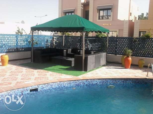 Apartment for Rent only QR 5500 معيذر -  1