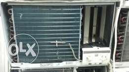 Window Ac Sales and servicing gas repairing