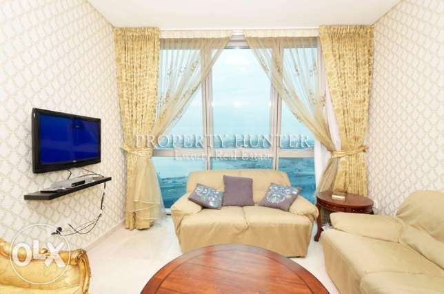 Fully Furnished 2 Bedroom Apartment in Zigzag Tower