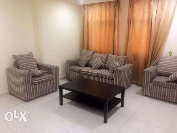 Fully Furnished 1BR in Abdel Aziz [1-Month Free]