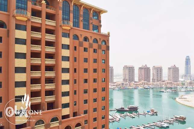 LOWEST RATE! 1BR Apt at Porto Arabia with Stunning Views