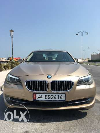 BMW 530i in perfect condition for sale الؤلؤة -قطر -  1