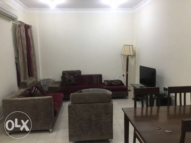 Three Bedroom fully furnished apartment for Executive Bachilor at Najm