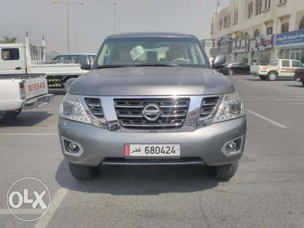 Brand New Nissan - PATROL SE T2 Model 2017 الدوحة الجديدة -  2