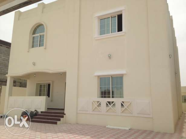 for company staff at almashaf alwukair ,brand new villa