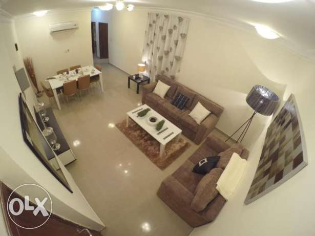 DJC036 - Spacious Fully Furnished 2 Bedroom Apartment (1 MONTH FREE)