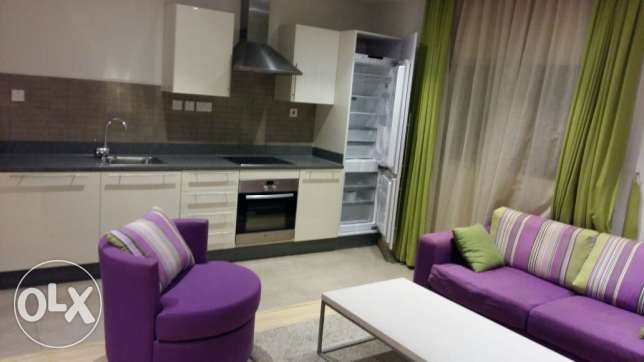 .fully furnished 1bedroom flat
