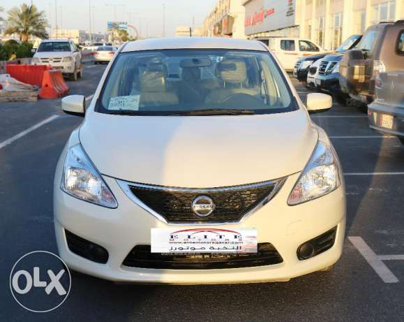 New Nissan Tiida Hatchback Model 2016