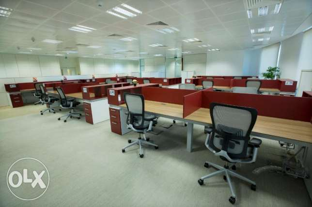 Rent immediately excellent offices strategically located in sadd