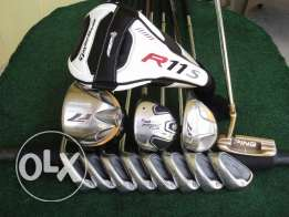 New listing TaylorMade R7 Titleist Irons Driver Wood Hybrid Complete