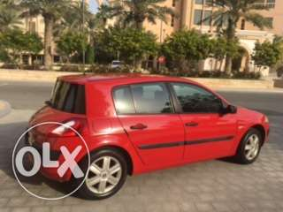 Red Renault Megane - For Sale